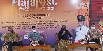 Lestarikan Budaya dan Upaya Pulihkan Ekonomi, Pemkab Mojokerto Gelar MajaFest 2021
