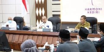 Kunjungi Kota Kediri, Wantannas Tinjau Kesiapan Pemilu dan Pilkada 2024