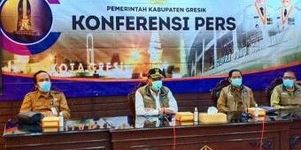 Positif Covid-19, Bupati Gresik Sambari Halim Radianto Jalani Isolasi di RS Surabaya