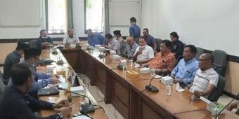 Datangi DPRD Pasuruan, LSM Format Sampaikan 3 Tuntutan Soal Kasus Hajatan Anggota Dewan di Masa PPKM