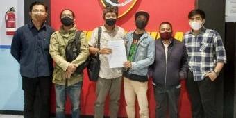 Buntut Motor Digembok Leasing Karena Nunggak, Jurnalis di Kota Malang Lapor Polisi, PP Ikut Bela