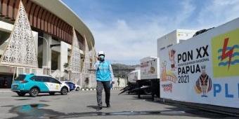 PLN Gelontorkan Rp 313 Miliar, Dukung PON XX Papua