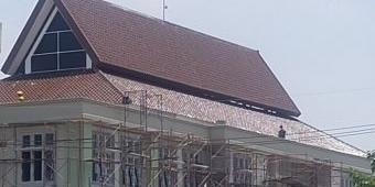 Dinas Perkim Kabupaten Pasuruan Kebut Pembangunan Gedung Lettu Imam
