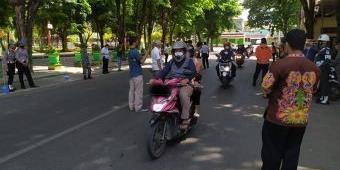 Tekan Sebaran Covid-19, Tim Gabungan TNI-Polri dan Satpol PP Sumenep Rutin Gelar Operasi Yustisi