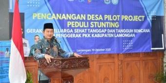 Pemkab Lamongan Canangkan 5 Desa Pilot Project Peduli Stunting