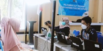 Makin Diminati Masyarakat, Kantor Imigrasi Malang Buka Layanan Eazy Passport di Puskesmas Kepanjen