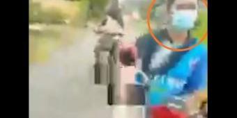 Kantongi Identitas, Polisi Buru Pelaku Onani Sambil Kendarai Motor dan Buntuti Wanita