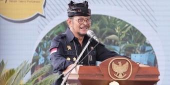 Menteri Pertanian Optimis Sektor Pertanian Jadi Trigger Pemulihan Ekonomi Dampak Covid-19