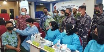 Dukung Pelaksanaan PTM, AAL Gelar Vaksinasi Bagi 500 Siswa Smamda