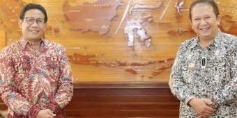 Kunjungi Mendes, Bupati Hendy Bersama Ketua DPRD Jember Bahas Smart Village