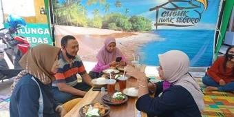 Ngiler Masakan Pantai Masa Pandemi, Gubuk Iwak Segoro Jombang Jadi Sasaran