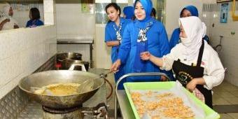 Kunjungi Wirausahawan Sukses, Ketua Daerah Jalasenastri Armada II Dorong Anggota Berwirausaha