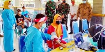 Vaksinasi Mulai Sasar Desa, Pemkab Tuban Sediakan 10 Ribu Vaksin