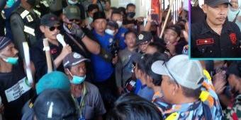 Ratusan Massa Demo Desak Kejari Pasuruan Usut Dugaan Gratifikasi PL Pokir Dewan