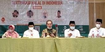 Libatkan Banyak Lembaga Kompeten, BPJPH Tegaskan Sertifikasi Halal Makin Transparan