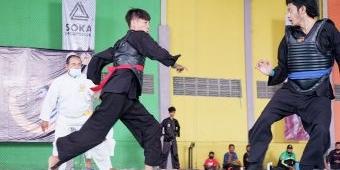 Songsong Porprov, Ketua KONI Bangkalan Minta Atlet Pencak Silat Juara Kejurkab Fokus Ikuti Puslatkab