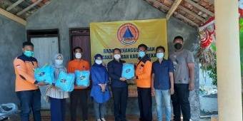 Peduli Relawan Covid-19, NasDem Serahkan Bantuan Hazmat untuk FRPB Pamekasan