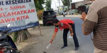 Seberangkan Pengguna Jalan, Seorang Pemuda di Jombang Ditusuk Hingga Usus Keluar