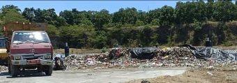 Duh! Tumpukan Sampah di TPA Wonokerto Resahkan Warga