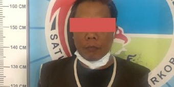 Polrestabes Surabaya Tangkap Warga Sambikerep sebagai Kurir Narkoba