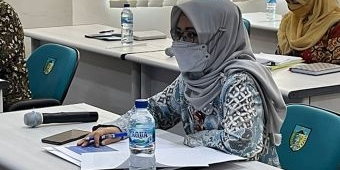 Pemkab Kediri Paparkan Program Penanganan Stunting di Hadapan Tim Panelis Provinsi Jatim