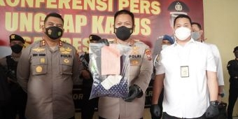 Nekat Beraksi di Atas Motor dan Warung, Residivis Pencabulan Anak di Sidoarjo Diringkus Polisi