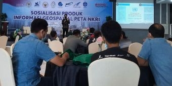 Anggota Komisi VII DPR RI Gelar Sosialisasi Geospasial di Tuban