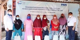 PNM dan SMF Kolaborasi Dukung Program Pembiayaan Mikro Perumahan