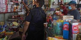 Wali Kota Kediri Ajak Masyarakat Gempur Rokok Ilegal