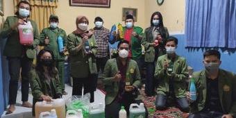 Gandeng UMKM Sidoarjo, Mahasiswa KKN UPN Jatim Kembangkan Pemberdayaan Masyarakat di Tengah Pandemi