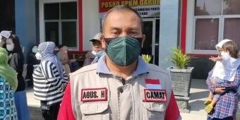 Pemkab dan Polres Malang Sinergi Gelar Vaksinasi di Kecamatan Pakis