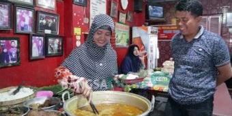 Larisnya Warung Lodeh Kikil 'Gus Dur' di Jombang, Kerap Dikunjungi Artis, Pejabat, hingga Budayawan