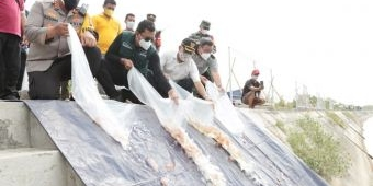 Bupati Gus Muhdlor Bakal Kembangkan Long Storage Kalimati Jadi Destinasi Wisata