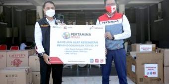 Dukung Percepatan Penanganan Covid-19, BUMN Bantu Pemkot Surabaya