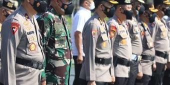 Operasi Patuh Semeru 2021, 3.343 Personel Diterjunkan
