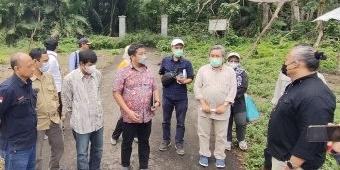 Bappenas Kunjungi Kabupaten Kediri, Tinjau Pusat Ficus Nasional di Kawasan Cagar Alam Manggis