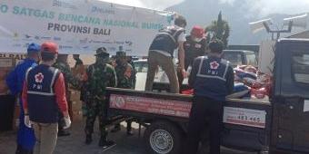 Pascagempa Bali, Pelindo Salurkan Hasil Bantuan BUMN Senilai Ratusan Juta Rupiah