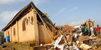 Gara-Gara Charlie Hebdo, Nigeria Panas, 7 Gereja Dibakar