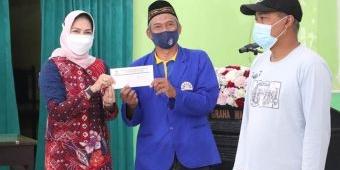 Pemerintah Kota Batu Salurkan Bantuan Bagi Relawan Penggali Kubur