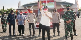 Pertama dalam Sejarah, Kakak-Adik Kolaborasi Tangani Covid-19 di Kota dan Kabupaten Pasuruan