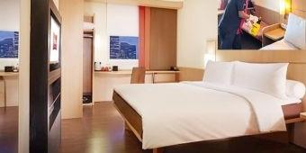 Stay Nyaman Sesuai Prokes, Harga Terjangkau, Ibis Surabaya City Center Tawarkan Immune Room Package