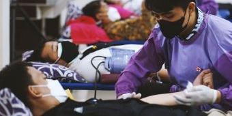 Peringati Hari Dharma Karyadhika Tahun 2021, Kantor Imigrasi Malang Gelar Donor Darah