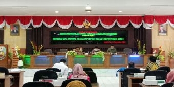 Akhiri Polemik, DPRD Situbondo Sepakat Sahkan APBD Perubahan Pada 27 September