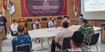 Bentuk Bakohumas, KPU Gresik Ajak Stakeholder Kolaborasi Sebarkan Informasi Positif