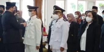Gerbong Mutasi di Pemkab Kediri Kembali Bergulir, Bupati Lantik 93 Pejabat