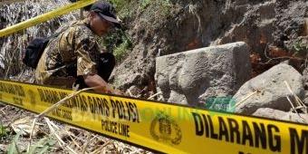 BPCB Trowulan Cek Lokasi Penemuan Kepala Kala di Gedog, Kota Blitar