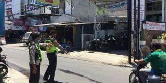 Kecelakaan di Jalan Raya Aryo Bebangah, Pengendara Motor Tewas Terserempet Truk