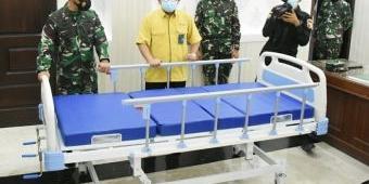 Petrokimia Gresik Bantu Tempat Tidur Pasien RST dr Soepraoen Malang