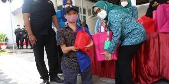 Gebyar Vaksin Disabilitas di Surabaya Targetkan 901 Orang
