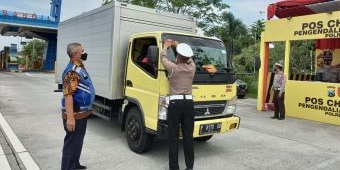 Dukung Pemberlakuan PPKM Level 3-4, Jalan Tol Gempol-Pasuruan Laksanakan Operasi Pembatasan